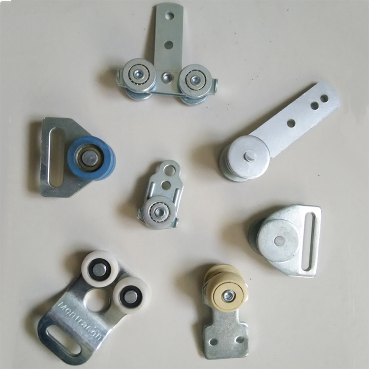 Curtain Sider Van Ball Bearing Pulley Roller
