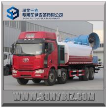 FAW Jiefang 8X4 Pesticide Spray Truck Water Tank Truck