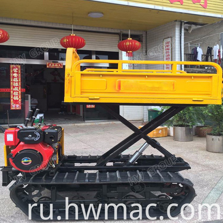 Mini Multi-function Dump Truck