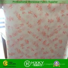 Tissu imprimé de vêtements de mode de polyester pour des vêtements de femmes