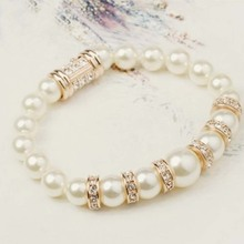 Fashion Crystal Bead Bracelets Jewelry