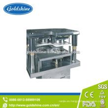 Diseño de moldes de contenedor de papel aluminio