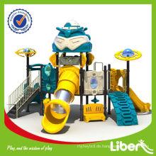 Deisgn Team Special Design Outdoor Gebraucht-Spielplatz-Ausrüstung-zum Verkauf für Kinder Outdoor Spiele (LE.JG.005)