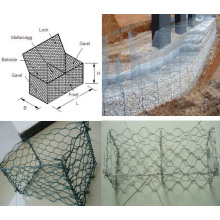 PVC Coated Gabion in Good Quality