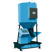 High Capacity Vertical Type Spiral Color Mixer