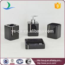Accessoire de salle de bain carré en céramique en provenance de Chine