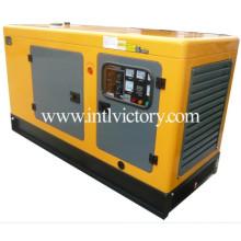 11kw / 15kVA Sielnt Weifang Tianhe Diesel Motor Generator