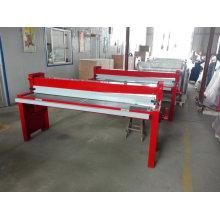 Máquinas de corte do metal da tesoura da mão (Q01-1.5X1500)