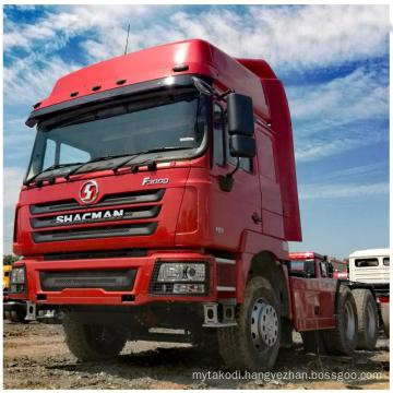 Shacman Tractor Truck F3000 6X4 Semi-trailer Vehicle Truck Head Original Factory Price Trailer Truck