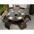 Classic Garden Line Patio Furniture Synthetic PE Wicker