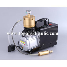 Pcp 2 stage 300 bar air compressor