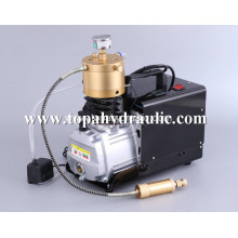 Pcp portable high pressure micro electric air compressor