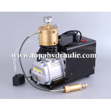 4500 psi 300bar compressor portátil pcp