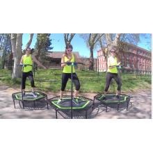 Gymnatisc freien Feder Trampolinspringen Fitness Club