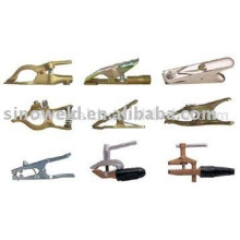 High quality copper welding earth clamp