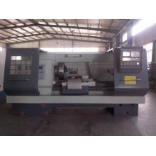 Tornos horizontais Ckg1322A CNC para rosqueamento de tubos