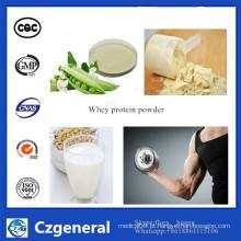 Fornecer fábrica de alta qualidade suplemento esportivo em pó proteína de soro de leite isolado