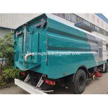 Caminhão da vassoura de estrada do equipamento da limpeza do pavimento de estrada