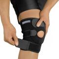 Soporte de rodilla de neopreno impermeable ajustable