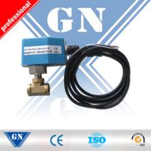 Interruptor de flujo de agua caliente con interruptor de control único