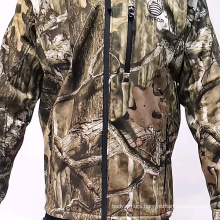Heated hunting jackets 3 heat zones with rechargeable battery