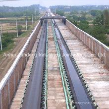 Convoyeur à bande à haute efficacité pour le charbon / la métallurgie / le ciment / le génie chimique / l'énergie électrique
