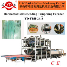 Horizontal Glass Bending Tempering Furnace