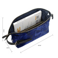 Toiletry Cosmetic Bag Shaving Grooming Kit para viajar