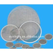 Filets de filtre en aluminium