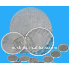 Aluminum foil filter nets