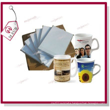 100GSM A4 Sublimation Paper for Ceramic Mugs Printing