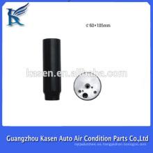 Nuevo aluminio r134a auto / coche aire acondicionado ac piezas receptor secadoras / filtros