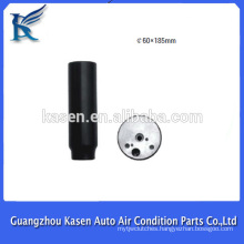 new aluminum r134a auto/car air conditioning ac parts receiver driers/filters