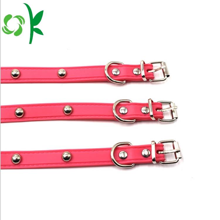 Dog Collar With Rivet