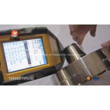 Flange de aço Inconel 625 ASTM B564 UNS U06625