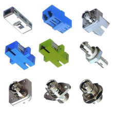 SC/ST/LC/FC/MU Fiber Optic Connector
