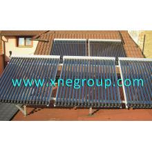 Heat Pipe Split Pressurized Solar Collector Water Heater