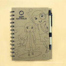 Le meilleur cahier promotionnel de choix de cadeau pour des enfants