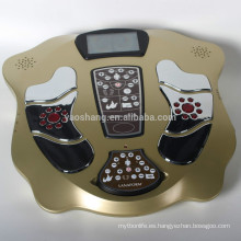 LCD display electric acupuncture infrared heating foot massager