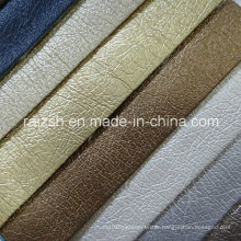 Rubbing Profiling PU Leather Garment Leather Leather Fabric