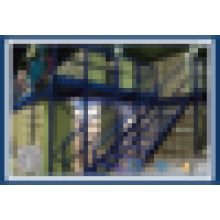 Pallet Racking Supported Mezanine