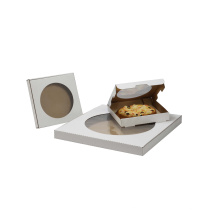 Desechable Take Paper Custom Pizza Paquetes de embalaje
