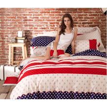 2015 Nuevo juego de cama de diseño 100% juego de cama de algodón F1701
