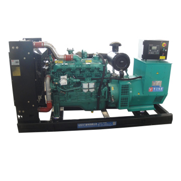 120 kW industrial used three phase generator