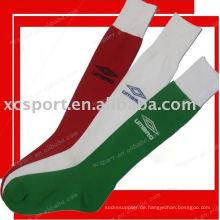 Nylon Fußball Socken
