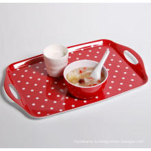 (BC-TM1008) Hot-Sell High Quality Reusable Melamine Tray