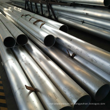 Tubo redondo sem costura de liga de alumínio 7075