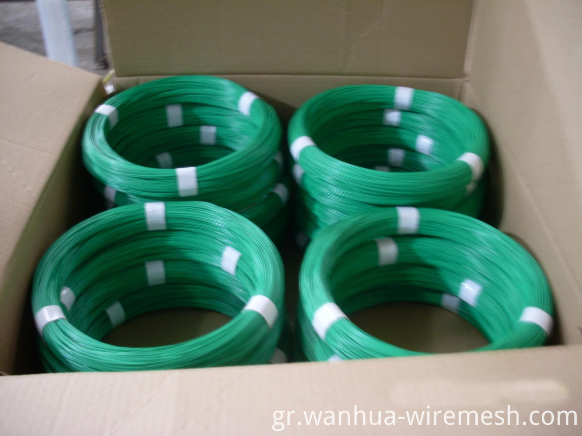 pvc coated gi wire with high quality and competitive price (1)