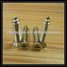 Zinc high quality low price screw