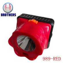 Plastic 3AA LED Headlamp with Laser